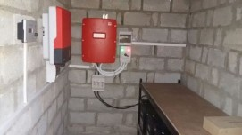 solar PV system Zambia