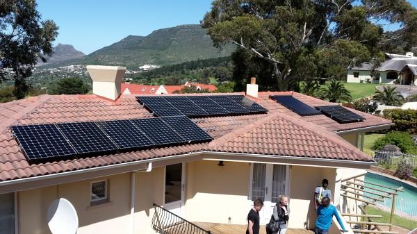 Solar System In Hout Bay Maxx Solar Amp Energy