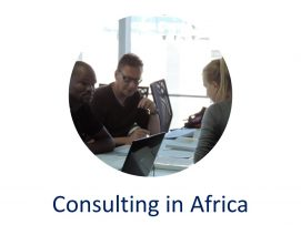 consulting for african companies