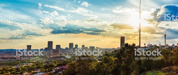 Johannesburg solar power