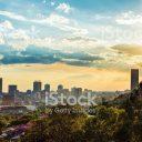 Johannesburg solar power