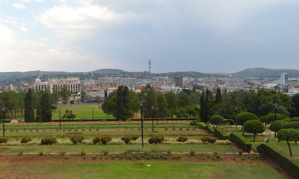 Pretoria, Tshwane